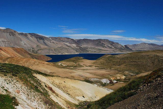 Laguna del Maule solo tiene 19,5 por ciento de su acopio máximo