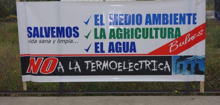Autoridades y movimientos sociales insisten en rechazar termoeléctrica El Campesino