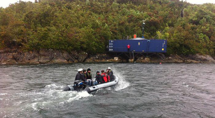 Islas Huichas soluciona problema de abastecimiento de agua potable