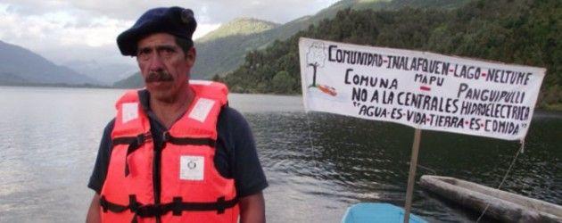 Comunidades mapuche exigen presencia de Intendente Montecinos en reunión por proyecto Neltume de Endesa