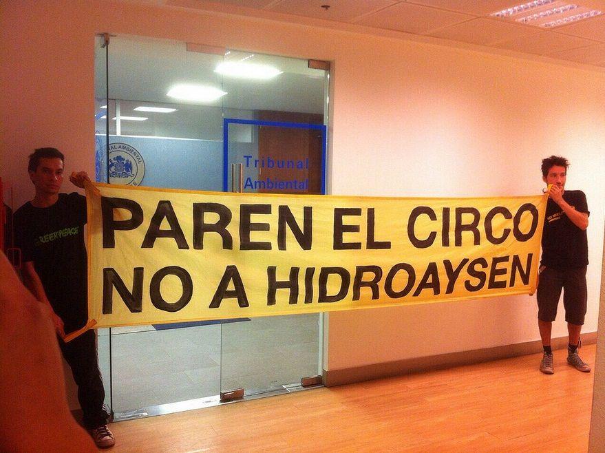 """Consejo de Defensa de la Patagonia: """"Se acabó el tiempo de Hidroaysén»"""