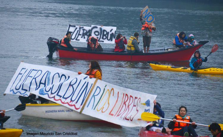 8 científicos explican porque critican proyecto hidroeléctrico de Colbún