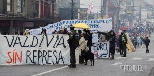 Valdivia sin Represa: No a la Central Hidroeléctrica San Pedro