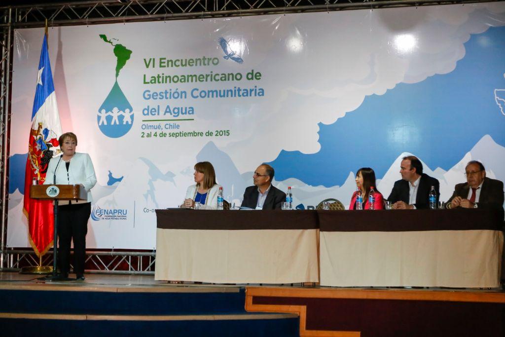 Cooperativas latinoamericanas se reúnen para buscar soluciones ante escasez de agua