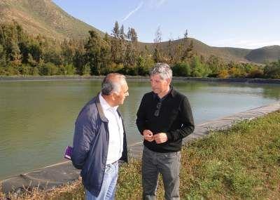 EL ROL DE LA JUNTA DE VIGILANCIA DEL RÍO CHOAPA EN REHABILITACIÓN DEL TRANQUE COMUNITARIO CANAL CARACHA