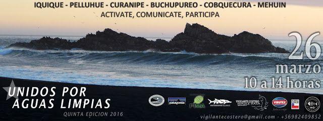 Unidos por Aguas Limpias 2016 – Campaña de Limpieza de Playas y ríos