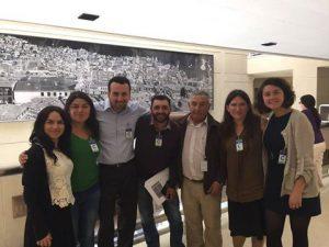 """""""Puelo sin Torres"""" recibe apoyo de diputados y la campaña continúa creciendo"""