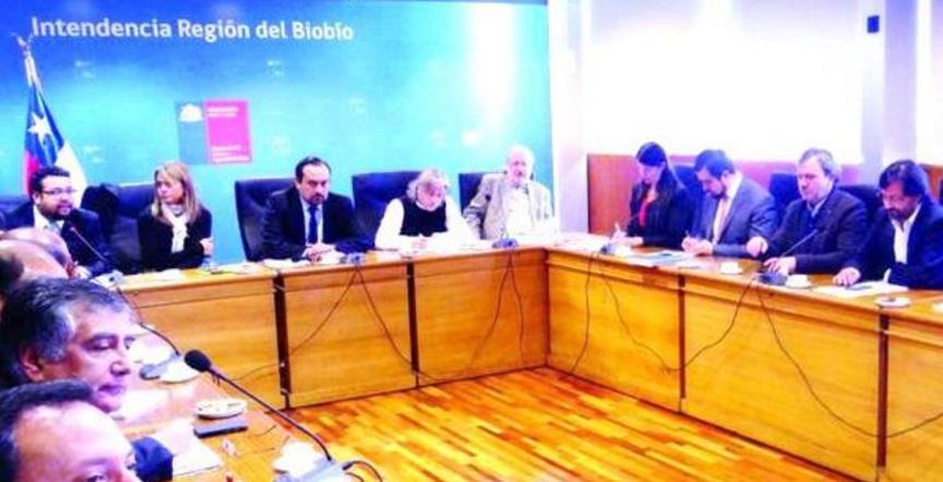 Alcaldes del Bio Bio escépticos ante efectividad de medidas propuestas por escasez hídrica
