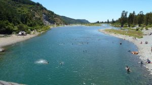 Linares: Avanza proyecto hidroeléctrico que Bachelet prometió no autorizar en el río Achibueno