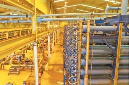 Comisión aprobó la planta desalinizadora de Guacolda