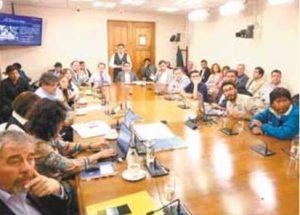 Comisión de Recursos hídricos se reunió con el CPA por proyecto sobre humedales