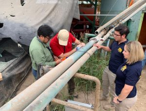 MOP continúa fiscalizaciones por extracción ilegal de aguas en el valle de Azapa