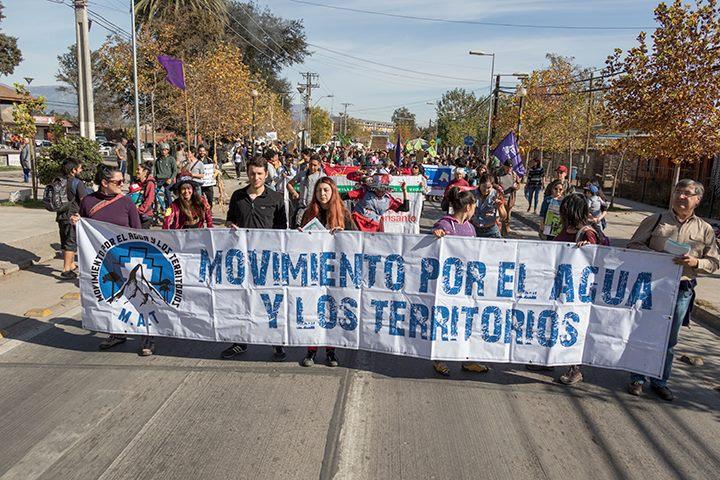 """Organizaciones ambientales critican intenciones del Ejecutivo con reforma del Agua: """"El interés del gobierno en materia de agua es bursátil"""""""