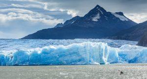 Queda poco tiempo: Campos de Hielo Sur se fractura producto del cambio climático