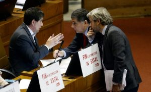 Cámara de Diputados y el Senado pidieron la caducidad de Essal, tras crisis en Osorno