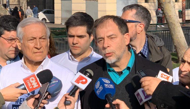 Girardi pide al Ejecutivo coherencia en el manejo del agua