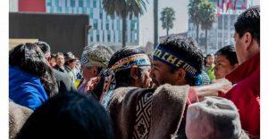 Mapuche ganan pulseada por derechos de agua del Bío Bío