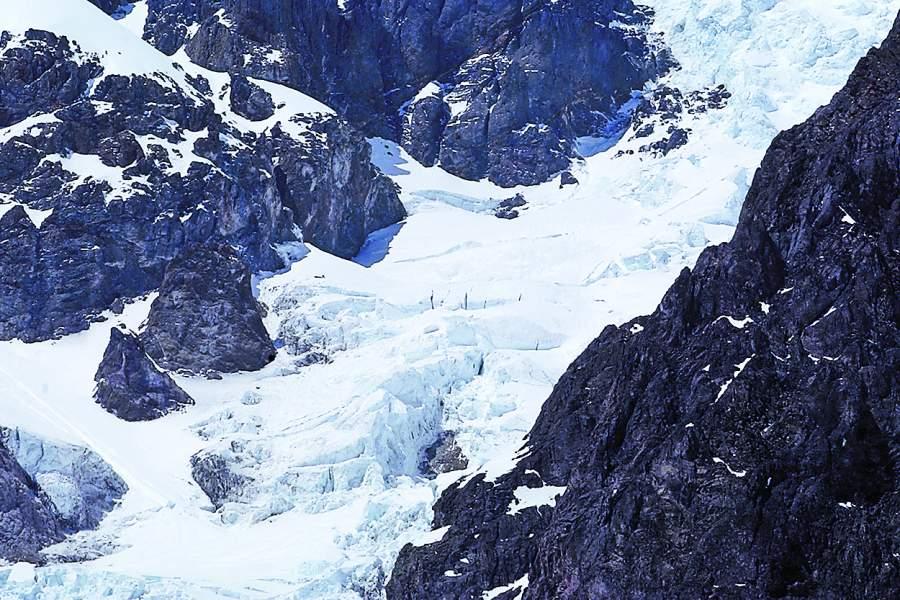 Protección de glaciares